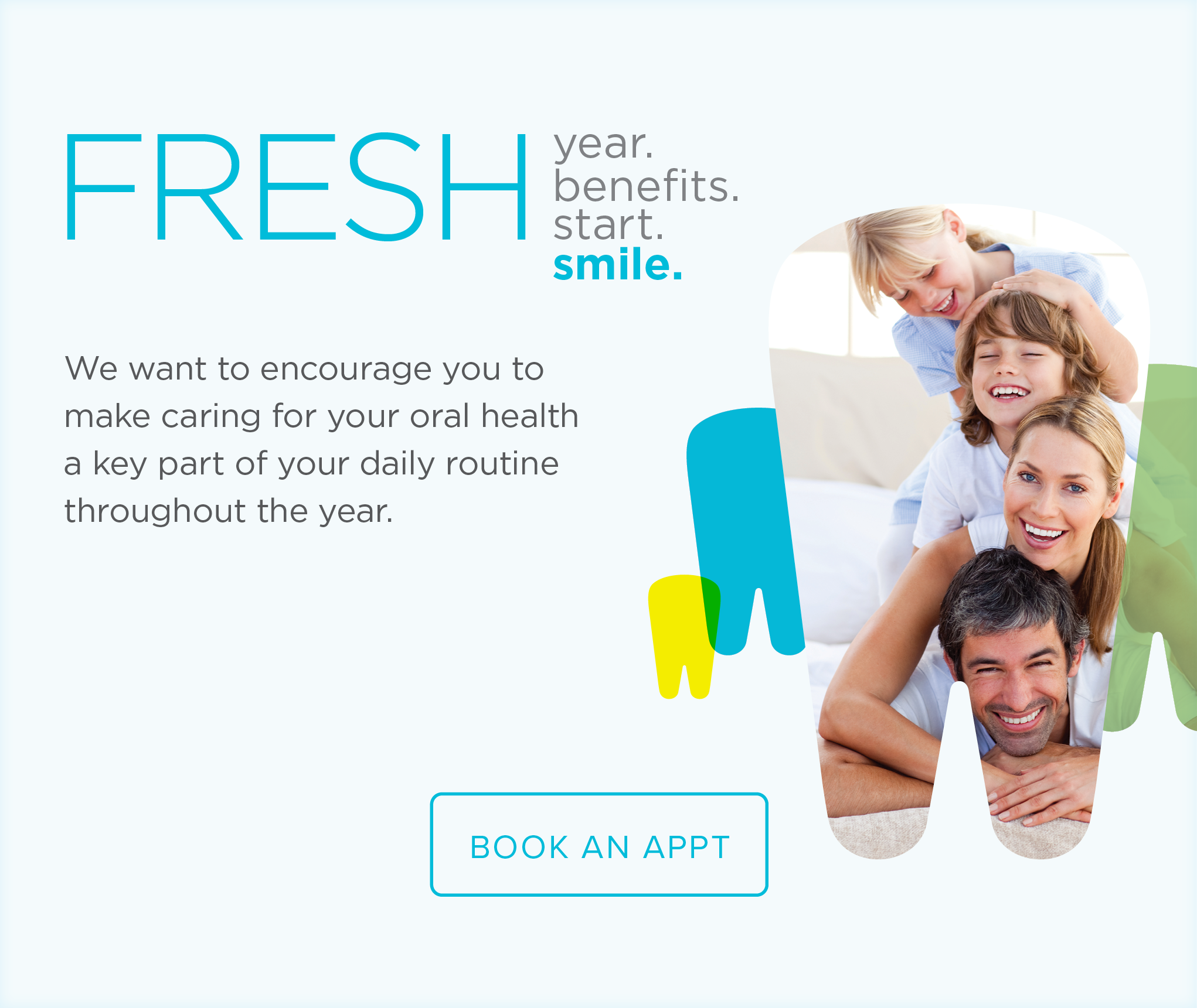 NRH Modern Dentistry - Make the Most of Your Benefits